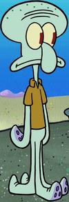Squidward Tentacles (Season 10)
