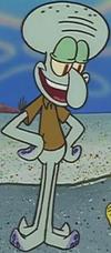 Squidward Tentacles (Season 1)