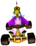 CTR Crash Team Racing Komodo Joe