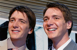 Oliver and James Phelps 1