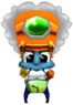 Crash Bandicoot 3 Warped Doctor Nefarious Tropy Baby