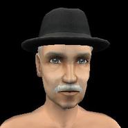 Elder Male 4 Light
