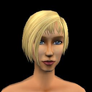 Young Adult Female 5 Tan