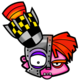 Crash Bandicoot N. Sane Trilogy Doctor N. Gin Icon
