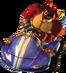 Crash Nitro Kart Crunch Bandicoot In-Kart