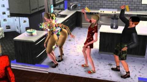 Agnes Crumplebottom's Birthday Party