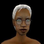 Elder Female 1 Dark