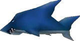 Crash Bandicoot 3 Warped Shark
