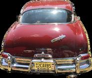 Hudson Hornet Rear View