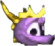 Spyro 3 Year of the Dragon Spyro Icon