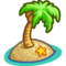 TS4 palm tree island icon