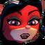 Evil Coco Bandicoot Icon