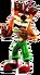 Fake Crash Bandicoot