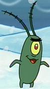 Sheldon J. Plankton (Season 3)