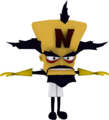 20th Anniversary Edition Render Doctor Neo Cortex.png