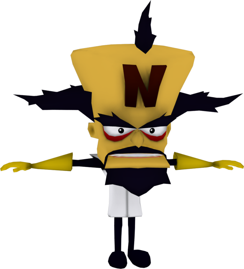 image 20th anniversary edition render doctor neo cortex png c