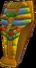 Crash Bandicoot 3 Warped Sarcophagus Mummy Lab Assistant in Grave