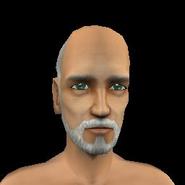 Elder Male 3 Tan