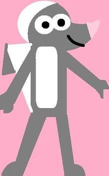 Carry The Teenage Female Skunk