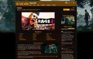 RAGE Wiki Old