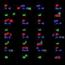 Indigo grid