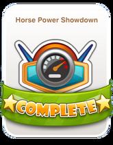 Mrk horse power showdown