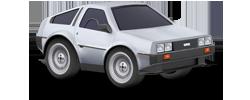 DMC DeLorean TR1