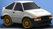 Toyota Corolla (Sprinter Trueno)