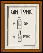Gin tonic recipe