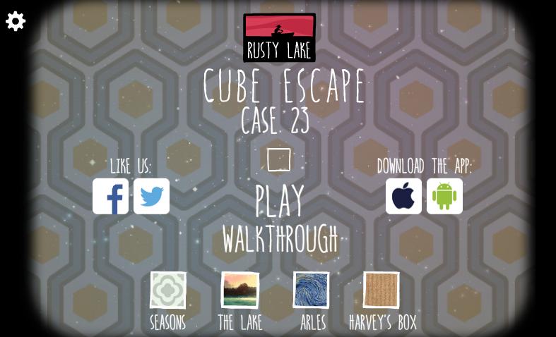Cube Escape: Case 23 | Rusty Lake Wiki | FANDOM powered by Wikia