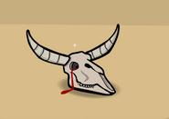 CowParadiseSkull
