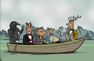 Crowboat