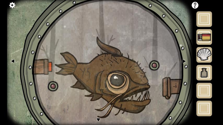Secret big fish