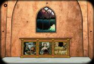 Chapel window wall