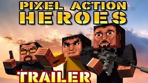 Cube Life Pixel Action Heroes - Official Trailer 01 (Nintendo Switch)