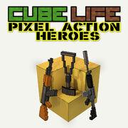 Cube Life Guns