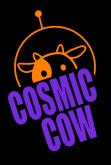 Cosmic Cow Logo