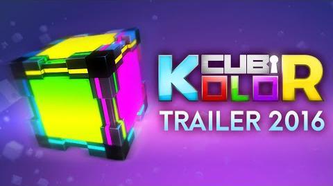Cubikolor Trailer 2016