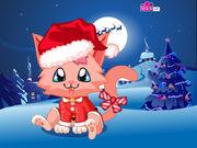 A Supercute Kitty Christmas