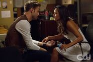 Matt Davis as Jeff and Jessica Lucas as Skye