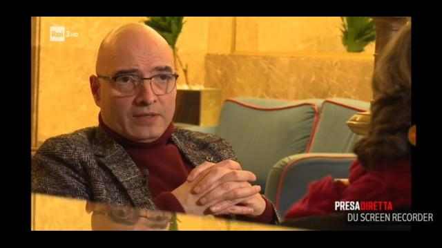 Luigi Corvaglia su Narconon