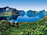 Nacre Lake Heavenly Realm