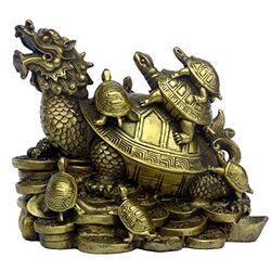 Dragon Turtle's Fengshui Ornament