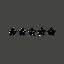 One half stars