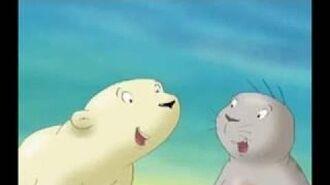El osito polar (La pelicula) españa 2001-1