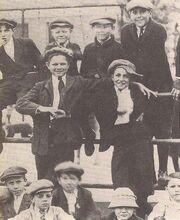 Walt Disney in 1912