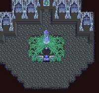 Final Fantasy V death crystal screenshot