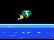 Super Sonic Emerald