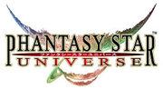 Phantasy star universe logo