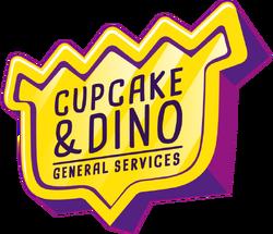 Cupcake & Dino General Services logo